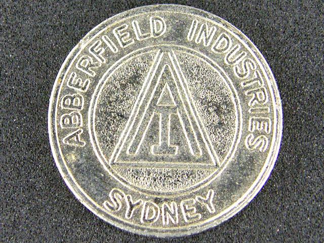 AUSTRALIA TOKEN L1, SYDNEY TOKEN T1045