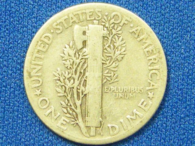 AMERICA COIN L1, ONE DIME 1939 T1095