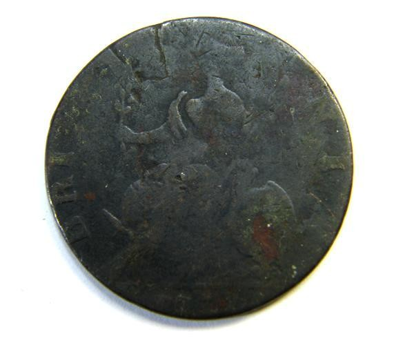 PROCLAMATION COIN 1773-75    OP370