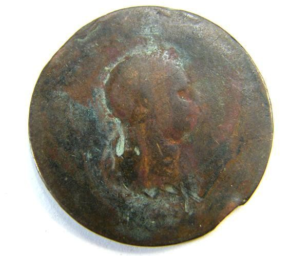 PROCLAMATION COIN 1773-75    OP371