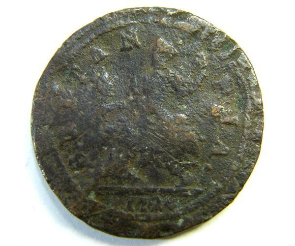 PROCLAMATION COIN 1724  OP373