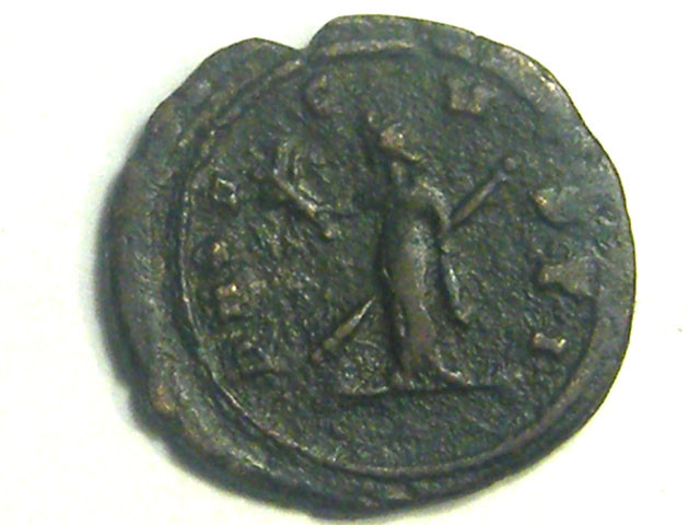 ANCIENT ROME COIN L1, GALLIERIUS AUG 254-268 AD COIN T1187