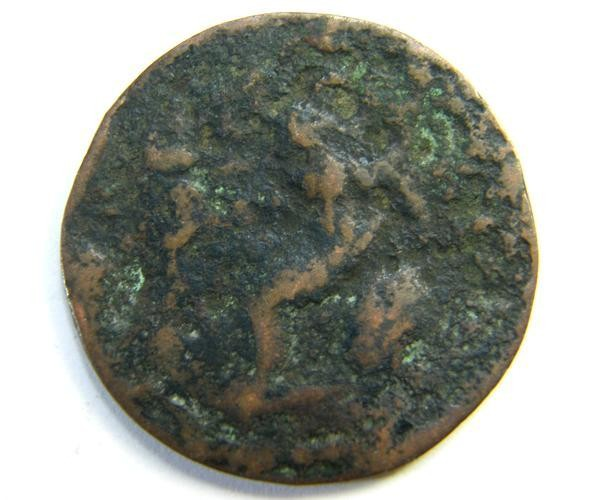 PROCLAMATION COIN 1773-75    OP374