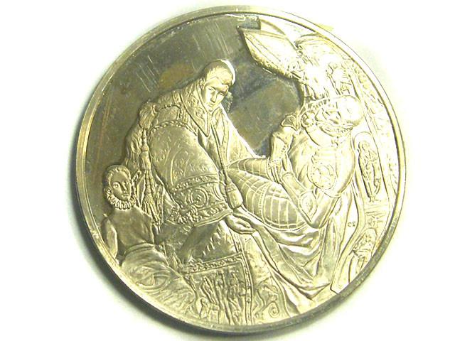 MEXICO COIN L1, EL GRECO 1586 COIN T11194