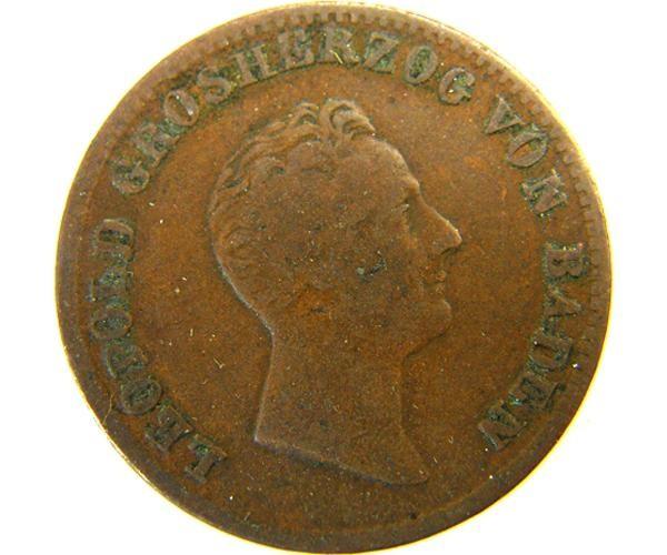 AUSTRIA  SCARE 1 K COIN 1842   OP405