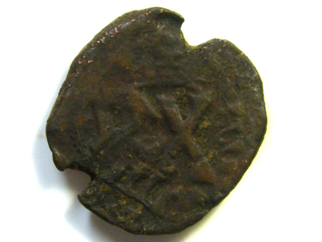 Spanish Maravedis Cob 16th C   f-12 Philip II, III, IV AC378