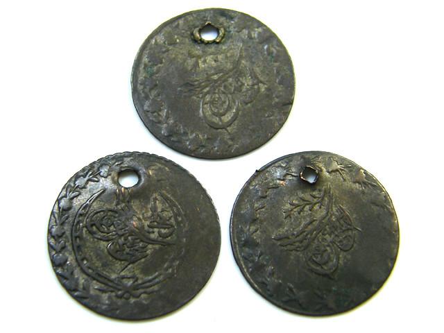 PARCEL 3  16th-17th CENTUARY OTTMAN EMPIRE  COINS    CO -113