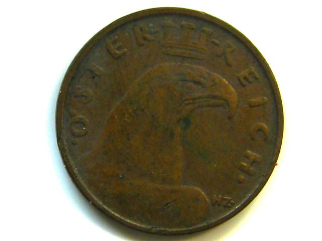 1926 AUSTRIAN COIN COIN   J342