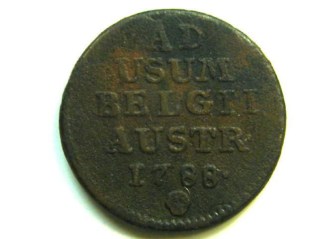 1788 BELGIUM COIN J 392