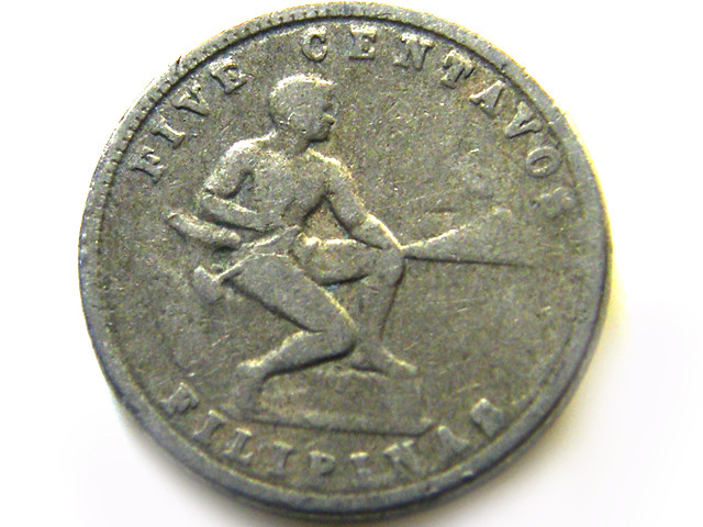 PHILLIPINES 1931 COIN J 674
