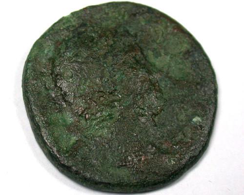 ROMAN PROVINCIAL  COIN            OP 485