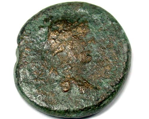 ROMAN PROVINCIAL  COIN            OP 496