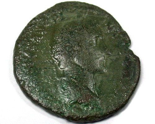 ROMAN IMPERIAL   COIN            OP 499