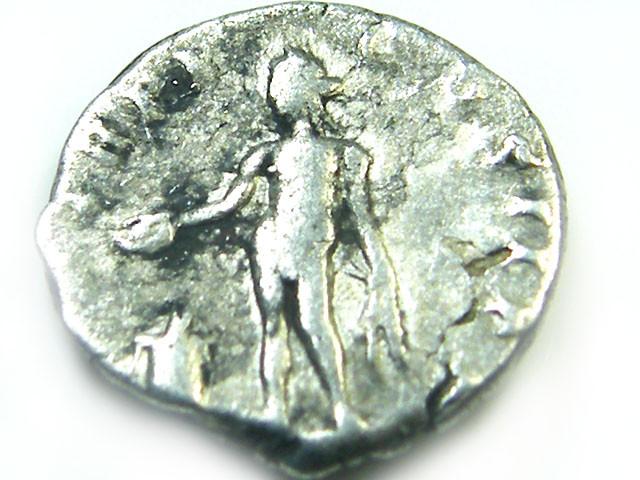 ROMAN SILVER DENARII   SEPTIMIUS SEVERUS  AC 460