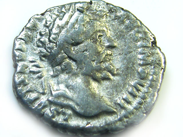 ROMAN SILVER DENARII  SEPTIMUS SEVERUS  AC 463