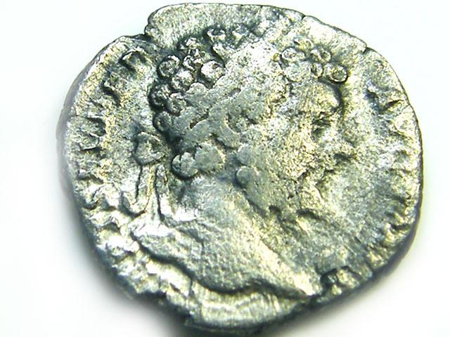 ROMAN SILVER DENARII  SEPTIMUS SEVERUS   AC 478