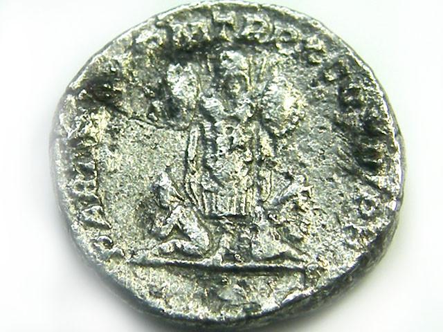 ROMAN SILVER DENARII  SEPTIMUS SEVERUS   AC 479