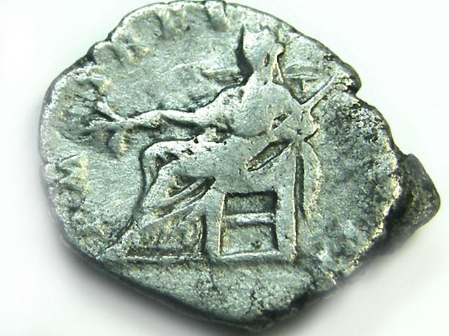 ROMAN SILVER DENARII  SEPTIMUS SEVERUS   AC 489