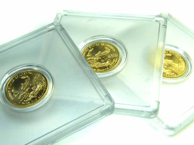 PARCEL 3 LIBERTY 2005 1/10 OUNCE FINE GOLD COIN  CO368