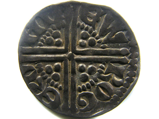1247-1250 HENRY 111 LONG CROSS PENNY   GREAT BRITIAN  CO 455