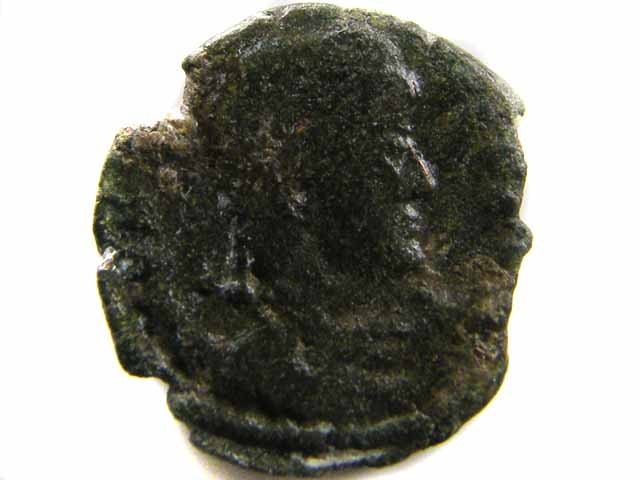 VALUE ANCIENT ROMAN COIN TO START COLLECTION  CO 476