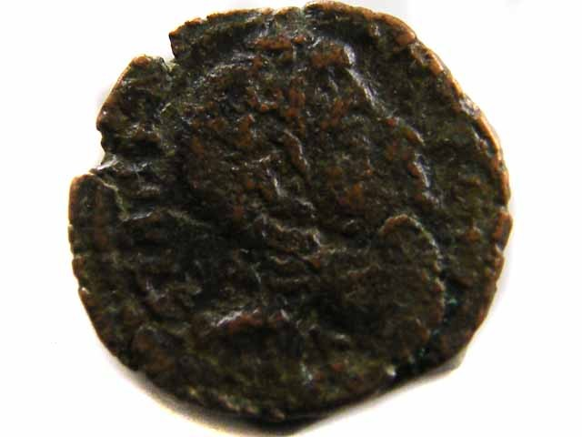 VALUE ANCIENT ROMAN COIN TO START COLLECTION  CO 484