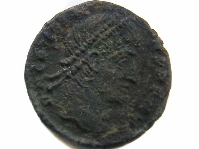 VALUE ANCIENT ROMAN COIN TO START COLLECTION  CO 488
