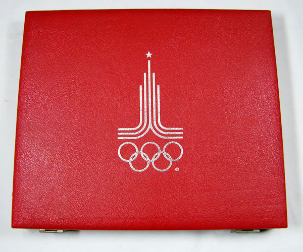 Video Proof 1980 Russian Olympic Coin Collection Co