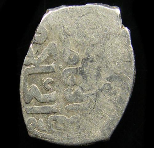 ANCIENT  PERSIAN SILVER  MAMLUK BAYBARS  DIRHAM 715- APC41