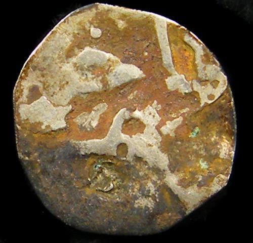 MEDIEVAL ISLAMIS SILVER  DIRHAM  13-14TH CEN COIN J 770