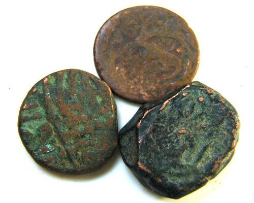 GUJURAT SULTANS    AD  700-750        OP 716