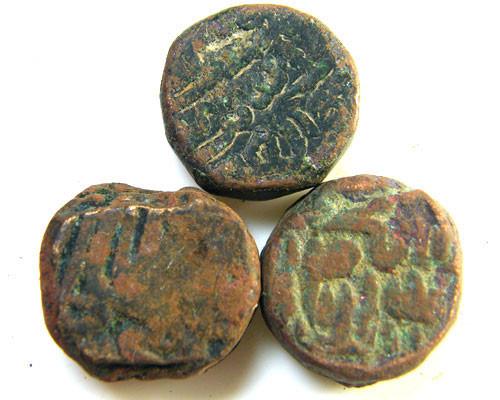 GUJURAT SULTANS    AD  700-750        OP 726