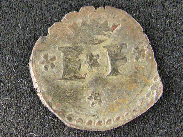 SAVOY EMANUELE FILIBERTO IRON 1553- 80 AD   OP 911