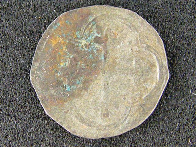 SAVOY EMANUELE FILIBERTO IRON 1553- 80 AD   OP 913