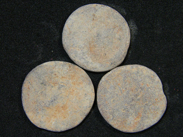 PARCEL 3  ANCIENT COINS FROM  INDIA 130-180 AP JC OP 962