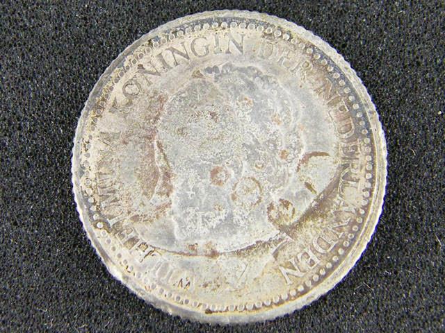 DUTCH 1/2 SH  1922   OP 944