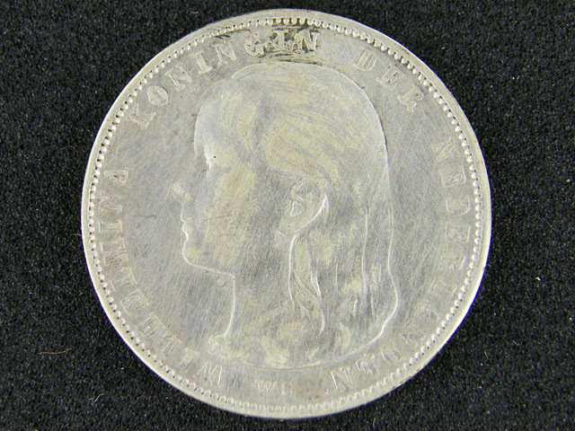 HOLLAND LONG HAIR  1892    1 G  OP 946