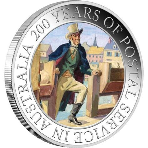 200 YEARS OF POSTAL SERVICE  COIN AT OFFICIAL LIST PRICE