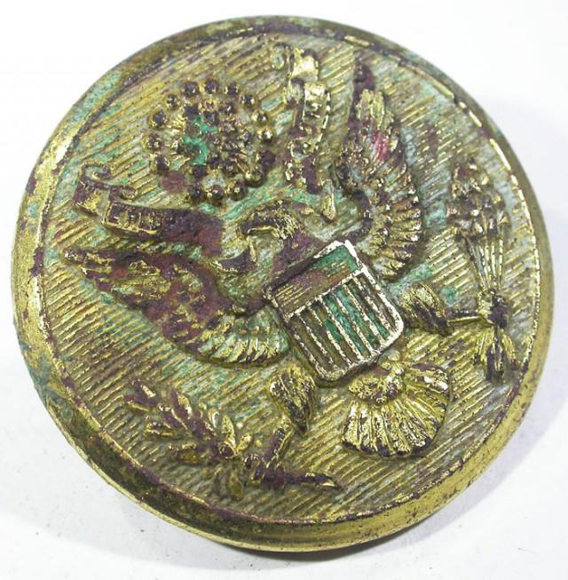 WW11 US Button   AGR1363