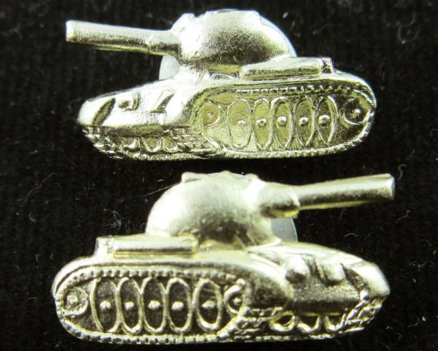 Tank Pins ,forward n reserve    CO 2022