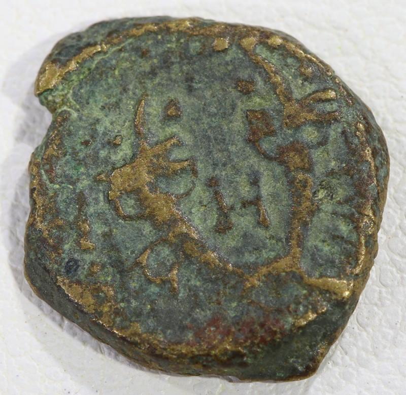 Biblical Coin Janenaeus Period  SU770