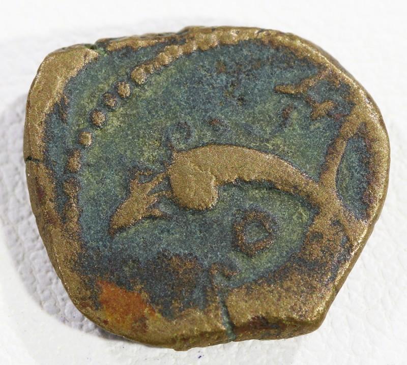 Biblical Coin Janenaeus Period  SU777