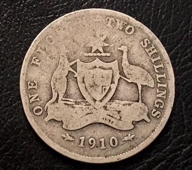 Florin  .925 SILVER COIN J 2658