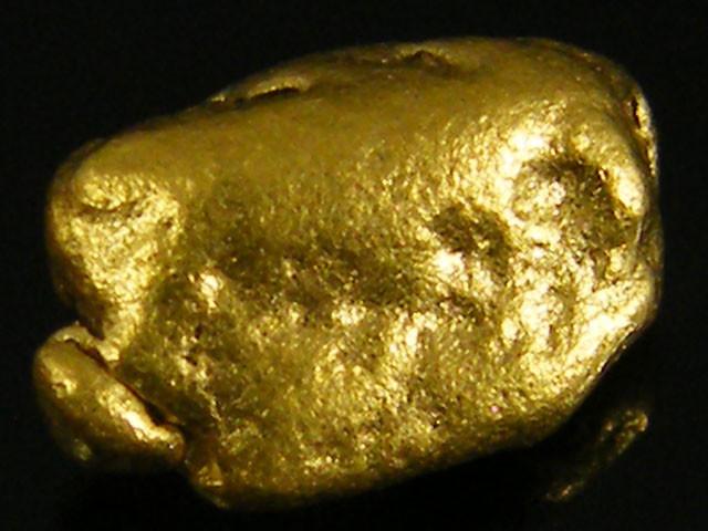 1.99 Grams Australian Alluvial Gold Nugget   LGN  736