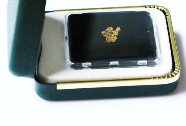 .66 Grams Australian Alluvial Gold Nugget   LGN  1336