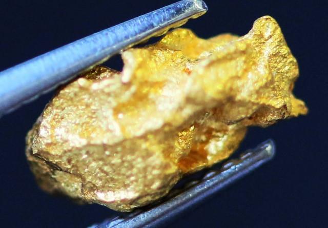 .44 grams Australian Alluvial Gold Nugget   LGN   1320
