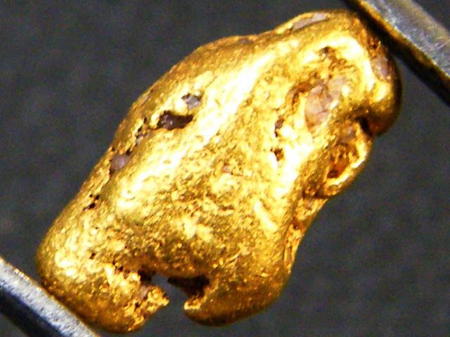 .90 Gram Australian Alluvial Gold Nugget   LGN 108