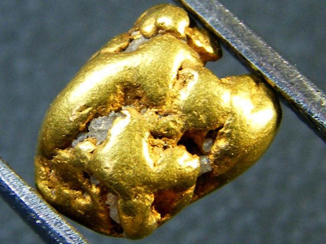 1.76 Grams Australian Alluvial Gold Nugget   LGN 389