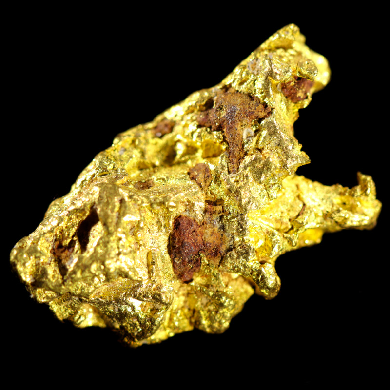 14.21 GRAMS Large Australian Gold Nugget LGN 1567