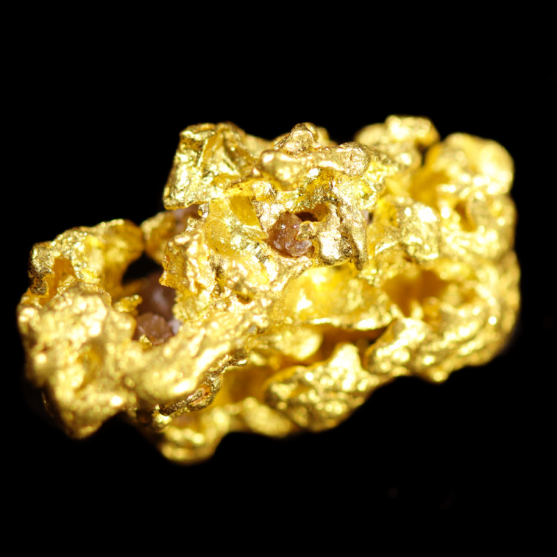 6.25 GRAMS Large Australian Gold Nugget LGN 1569